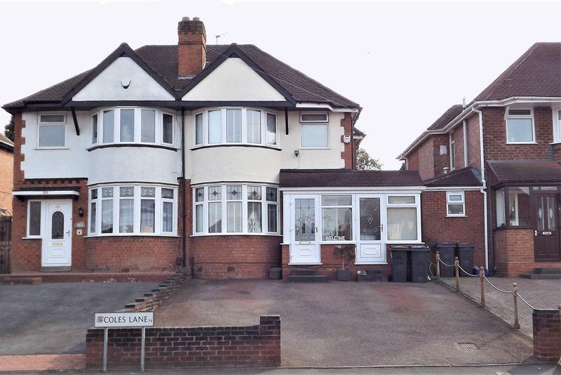 Coles Lane Sutton Coldfield