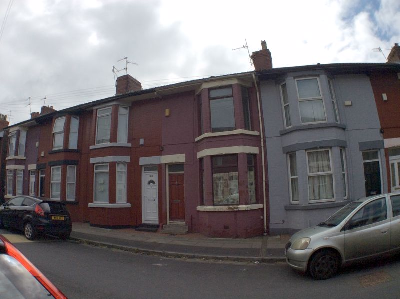 Hinton Street Litherland