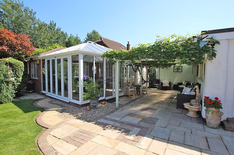 Orangery and garden studio