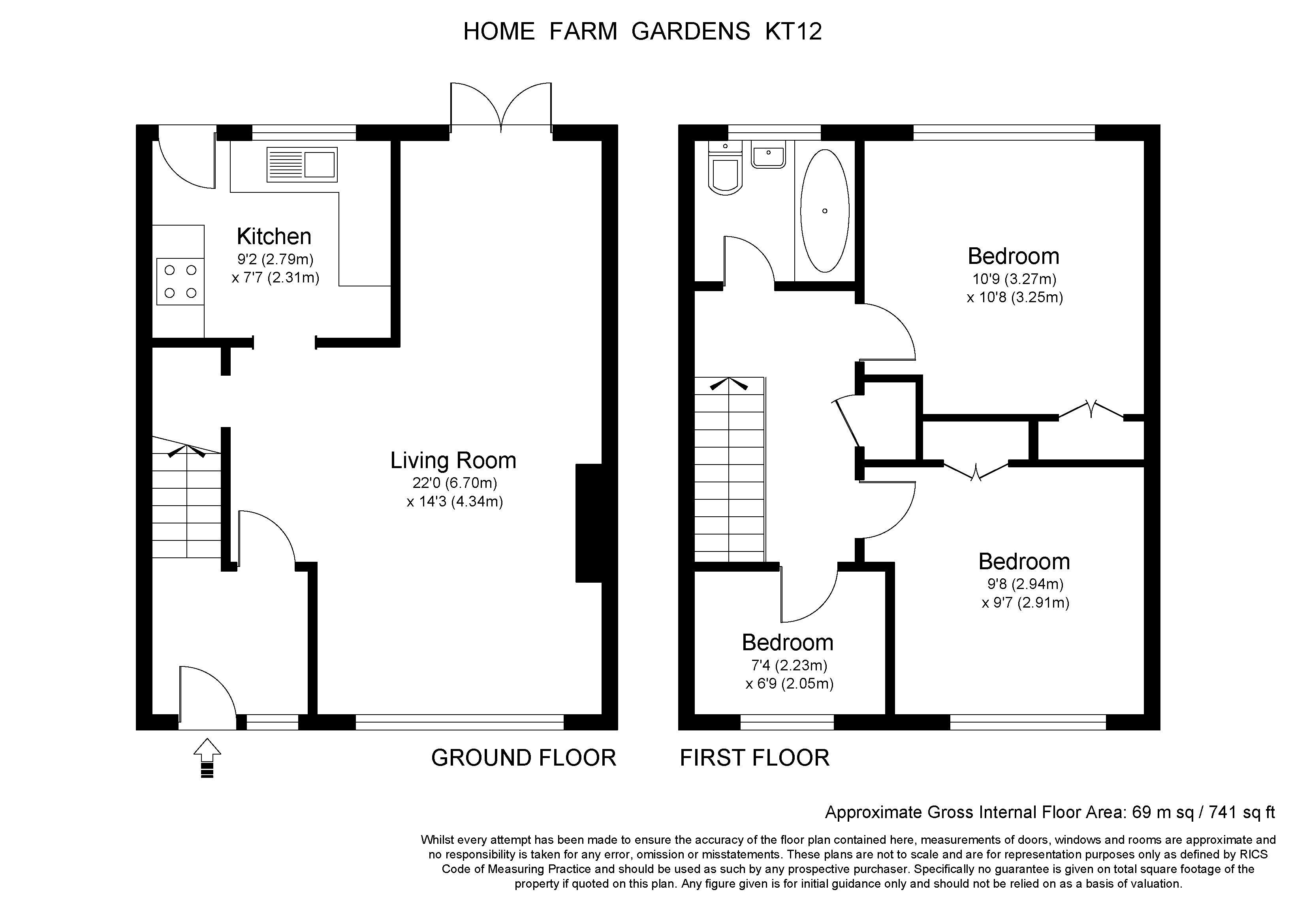 Home Farm Gardens
