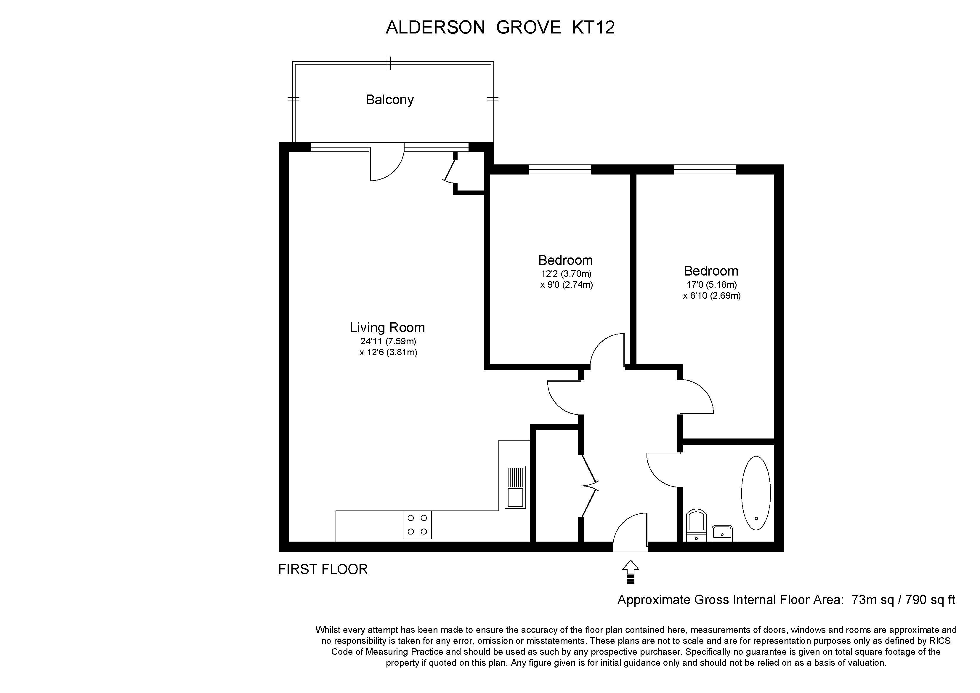 Alderson Grove Hersham