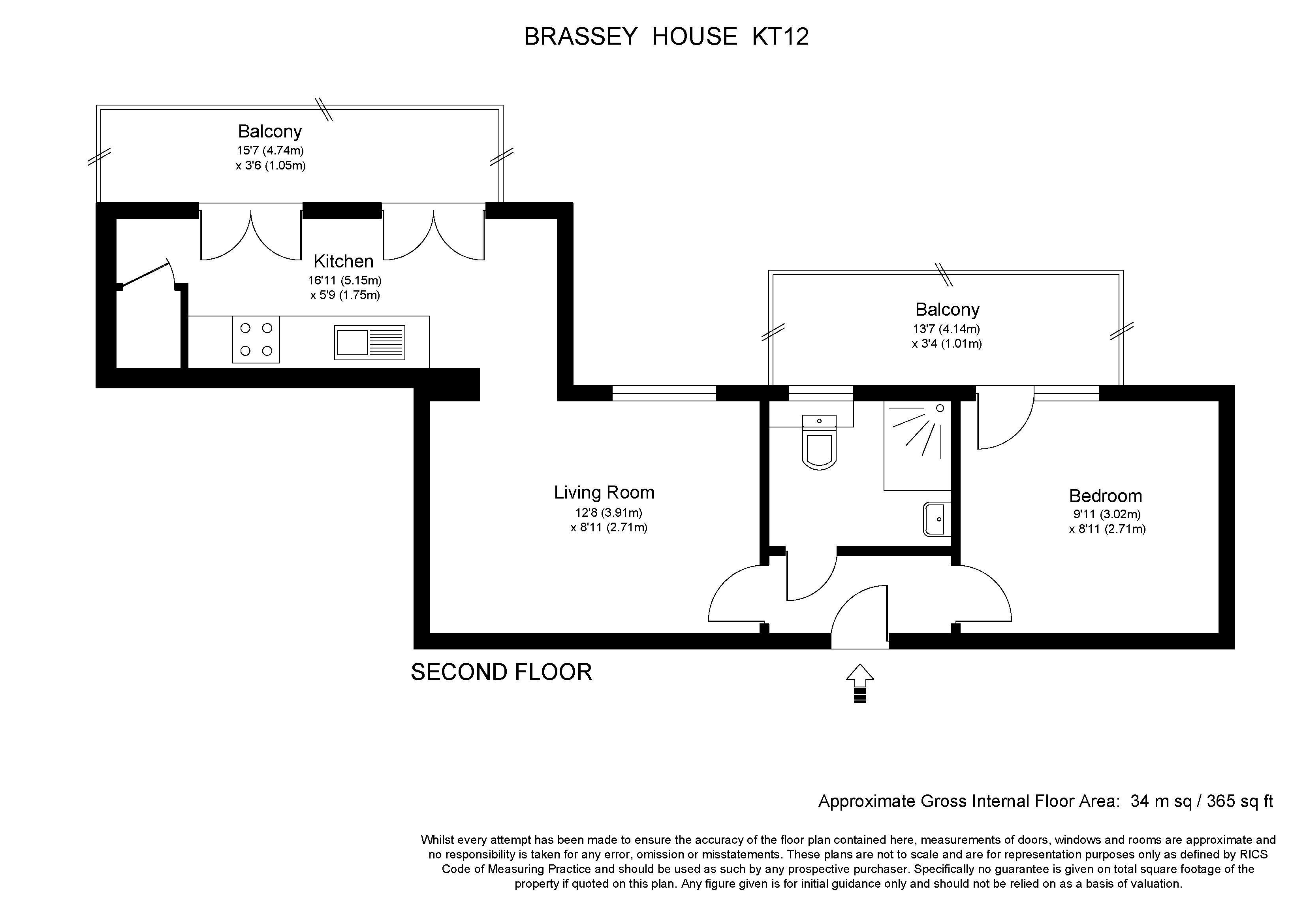Brassey House