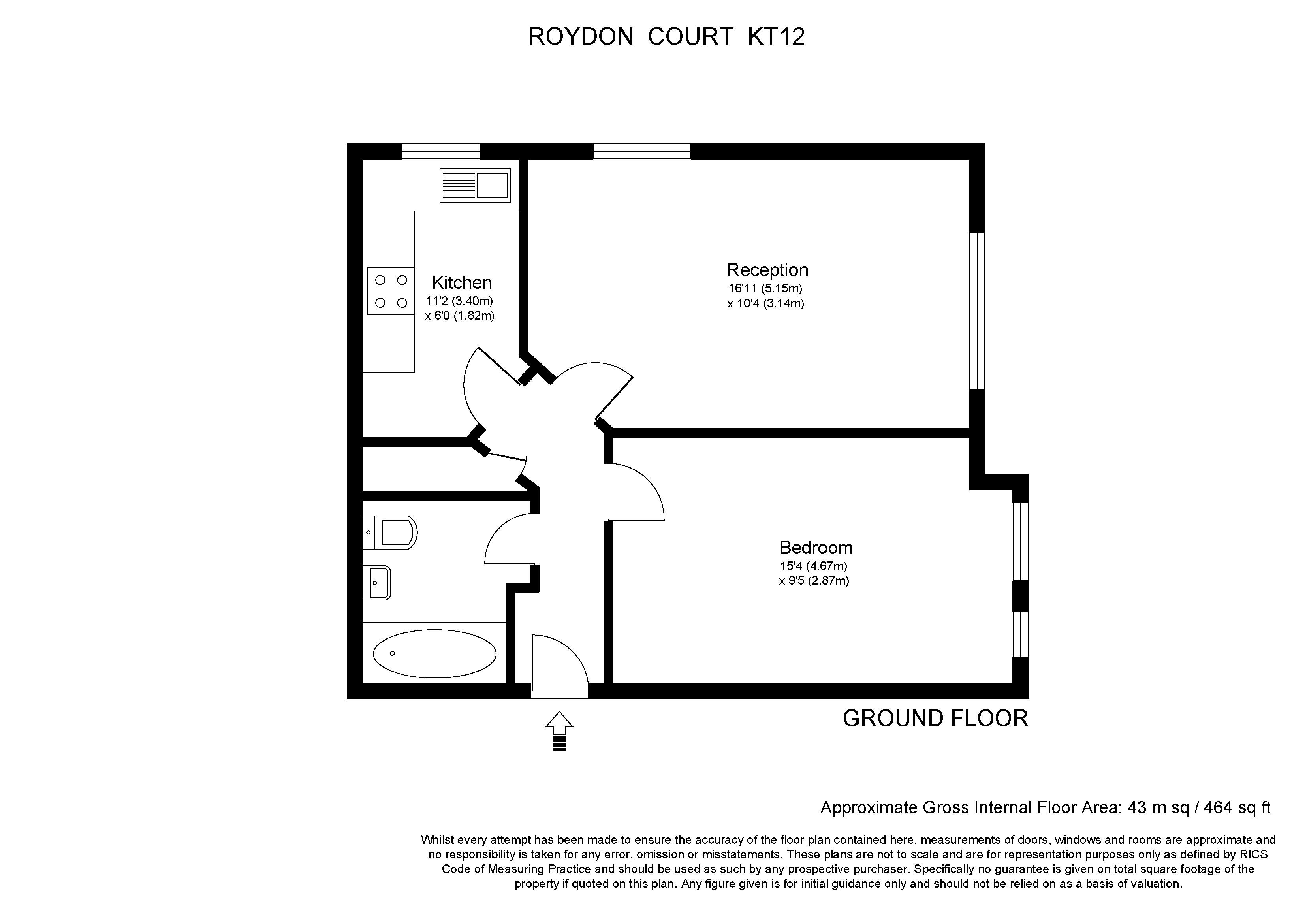 Roydon Court
