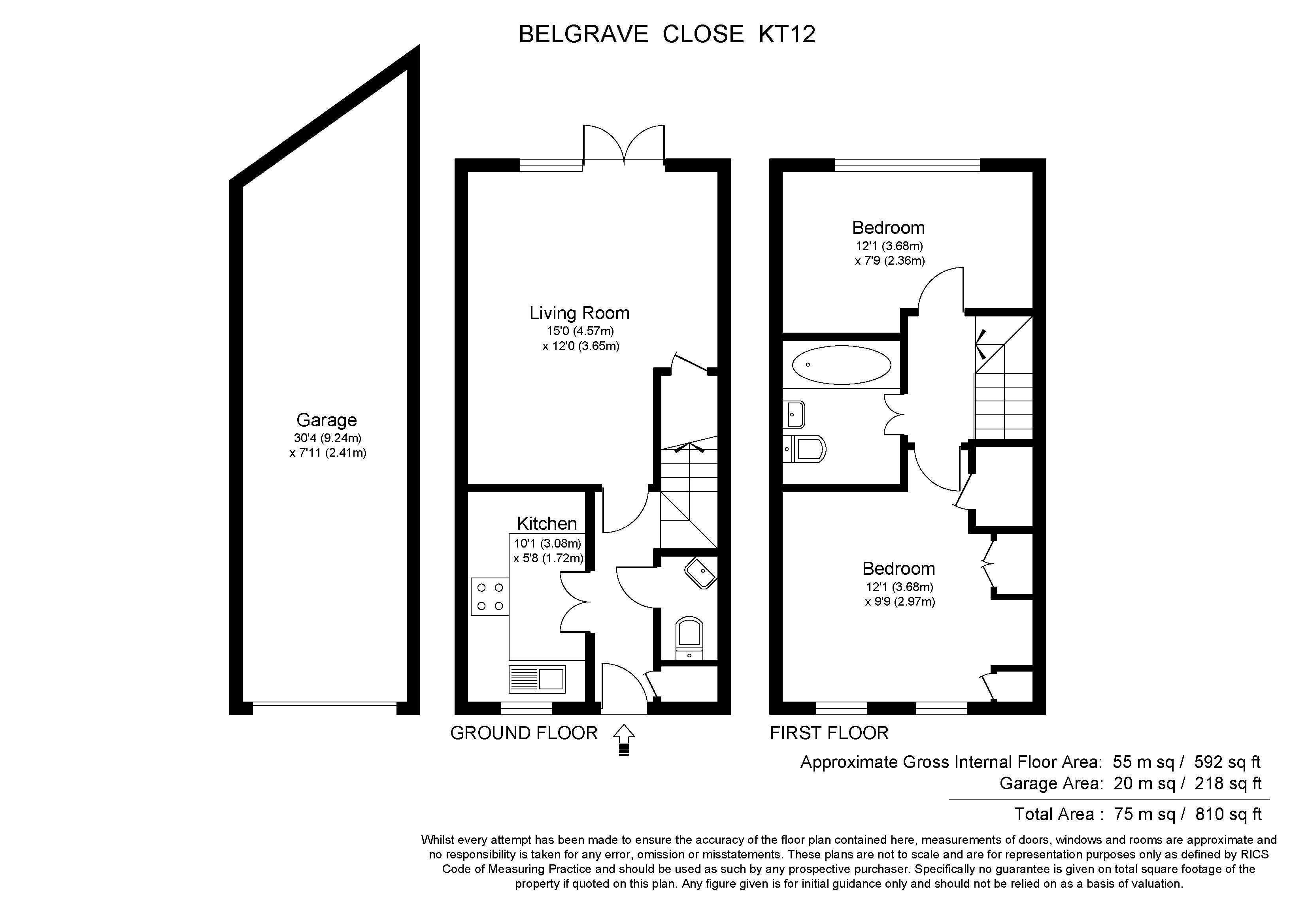 Belgrave Close Hersham