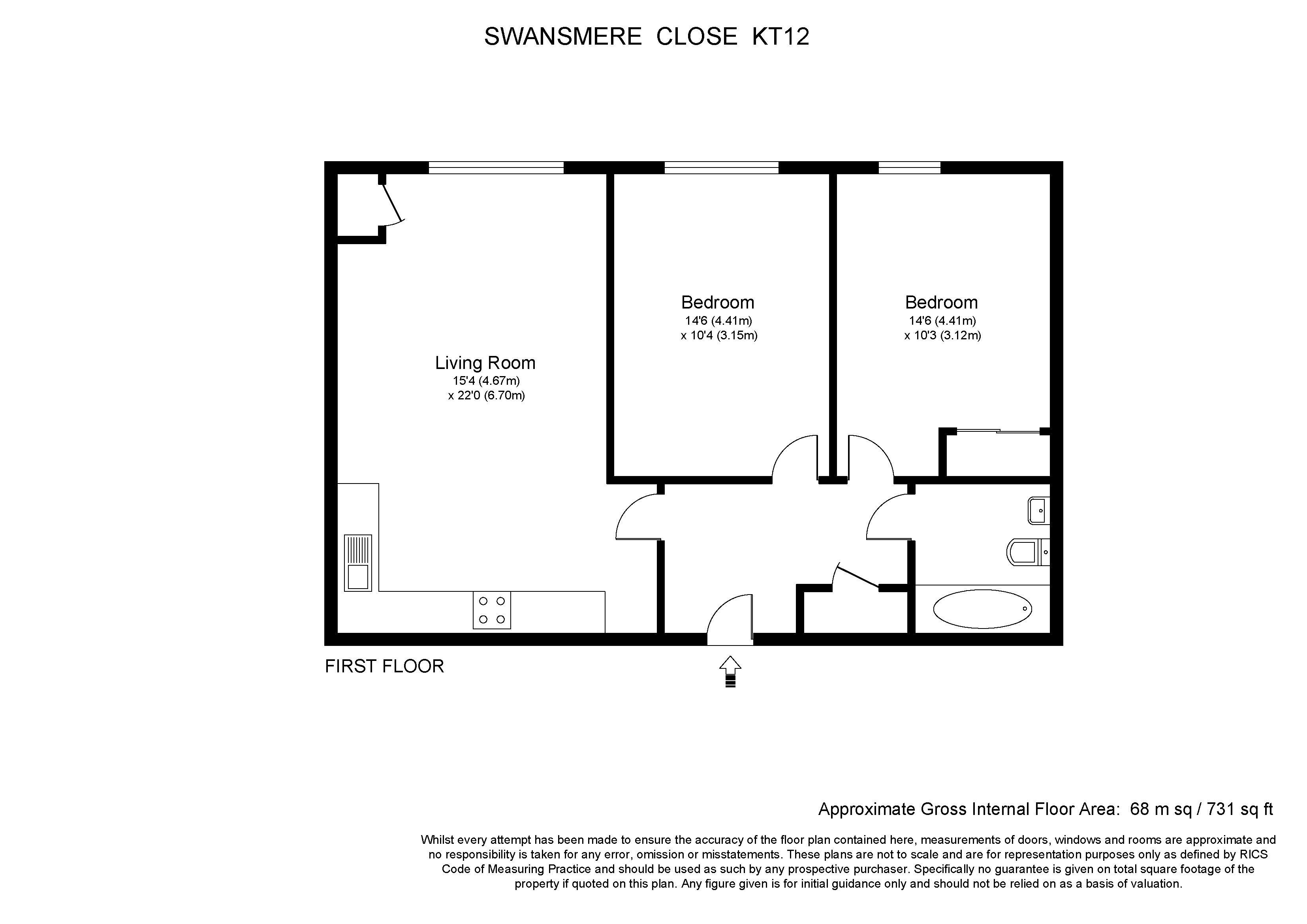 Swansmere Close