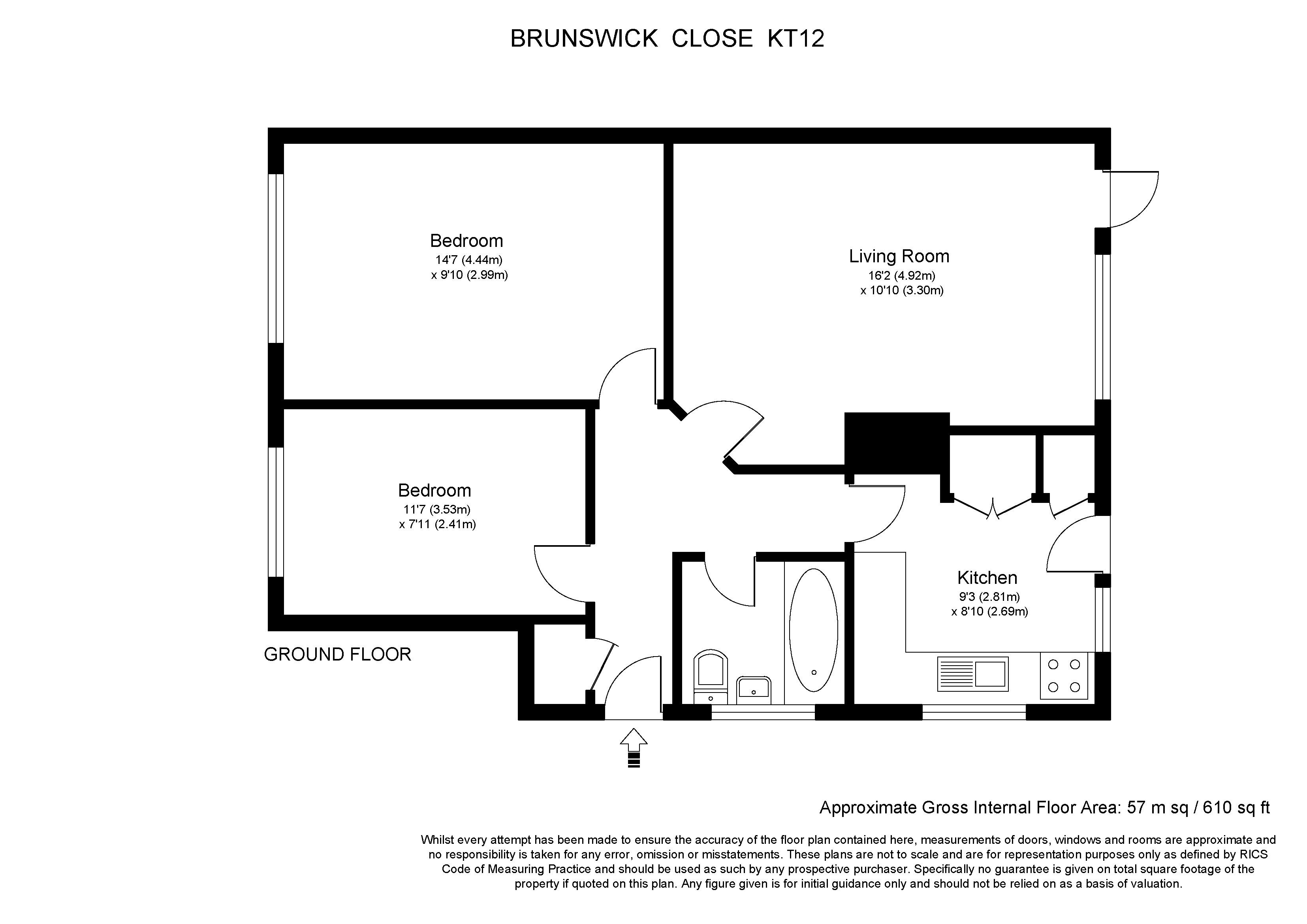 Brunswick Close