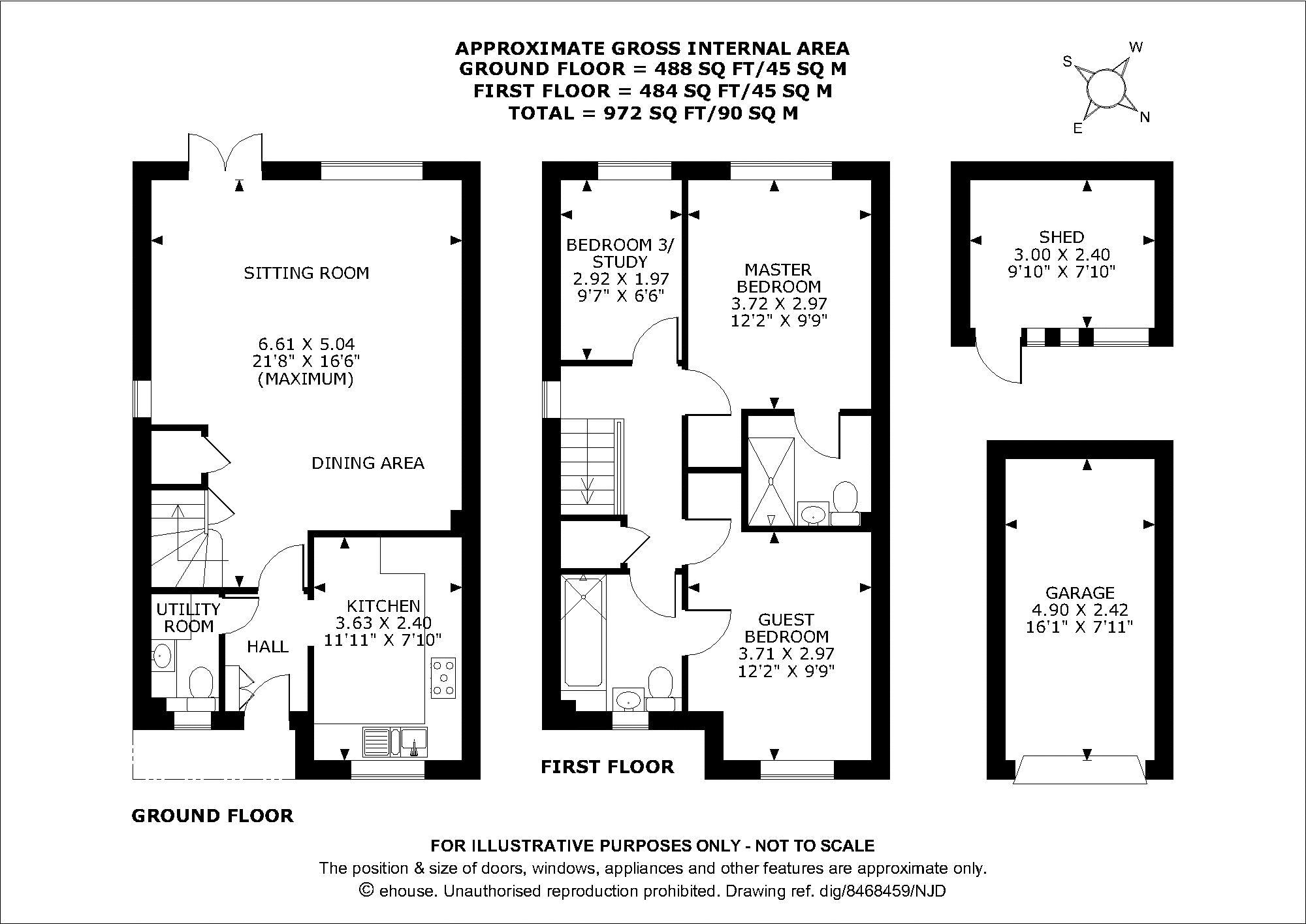 21 Leather Lane Floorplan