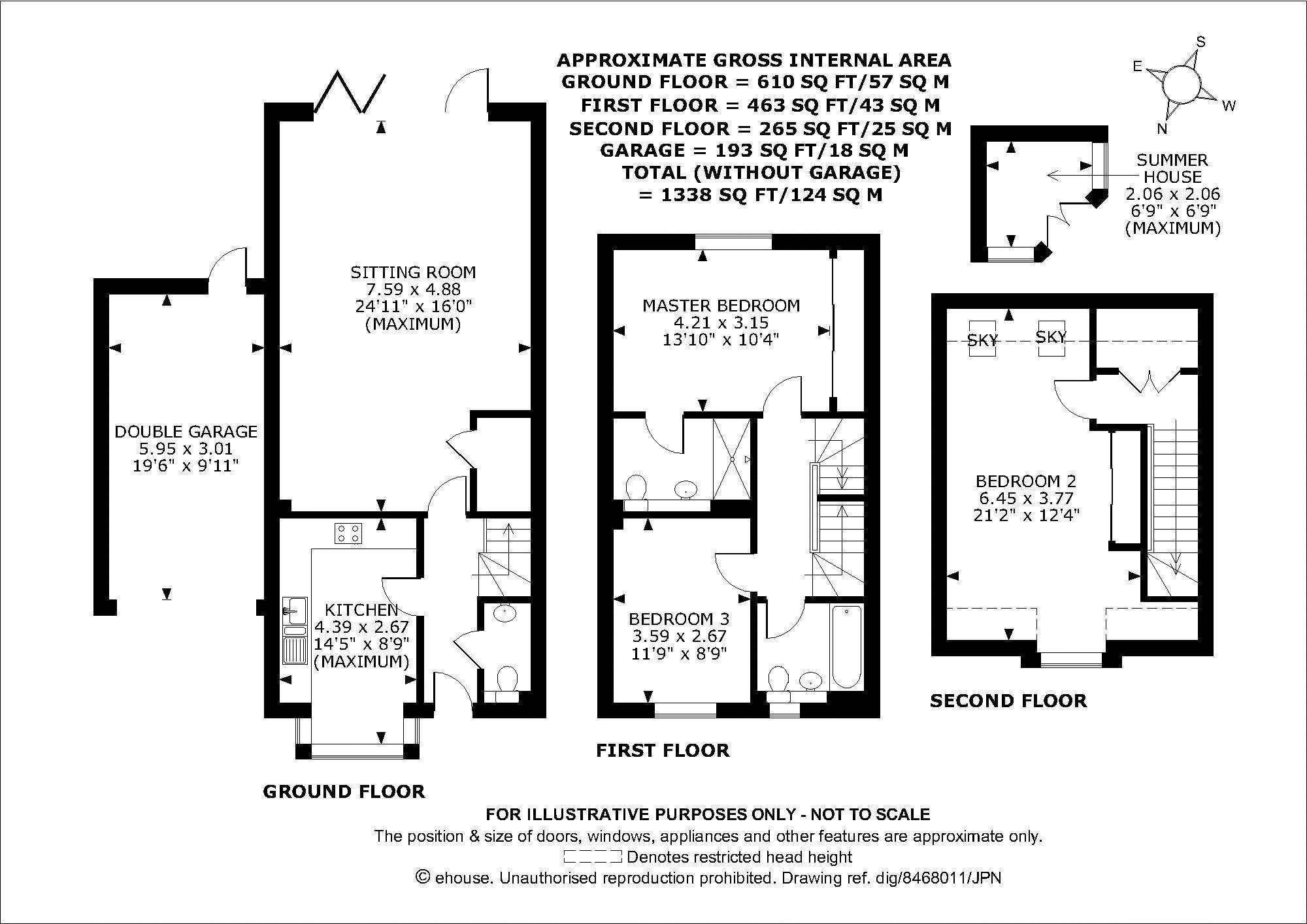 14 Marley Rise Floorplan
