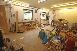 Coach house - workshop
