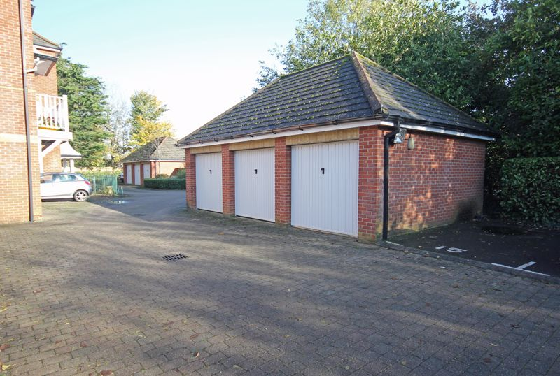 Garage and allocated parking