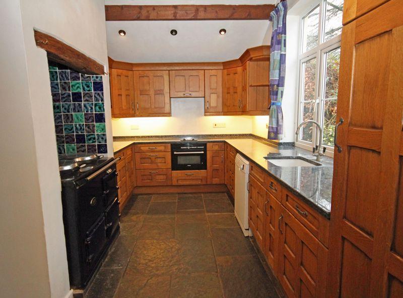 Kitchen with AGA