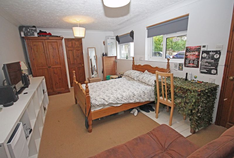 Annexe bed/sitting room