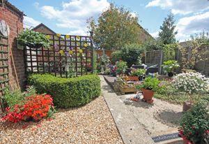Attractive garden