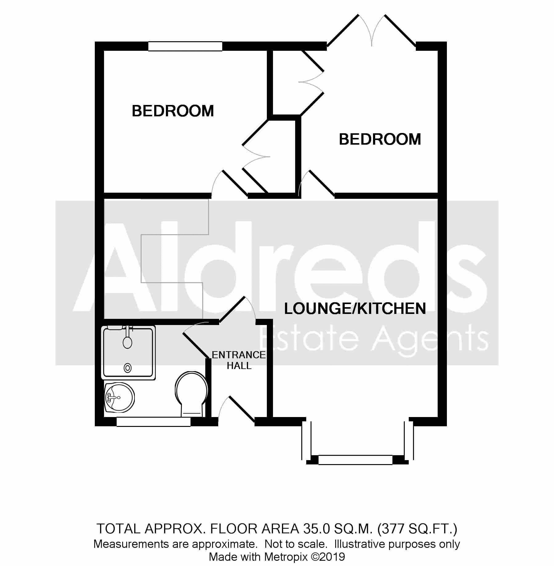 2D Floorplan