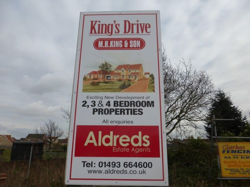 Kings Drive Bradwell