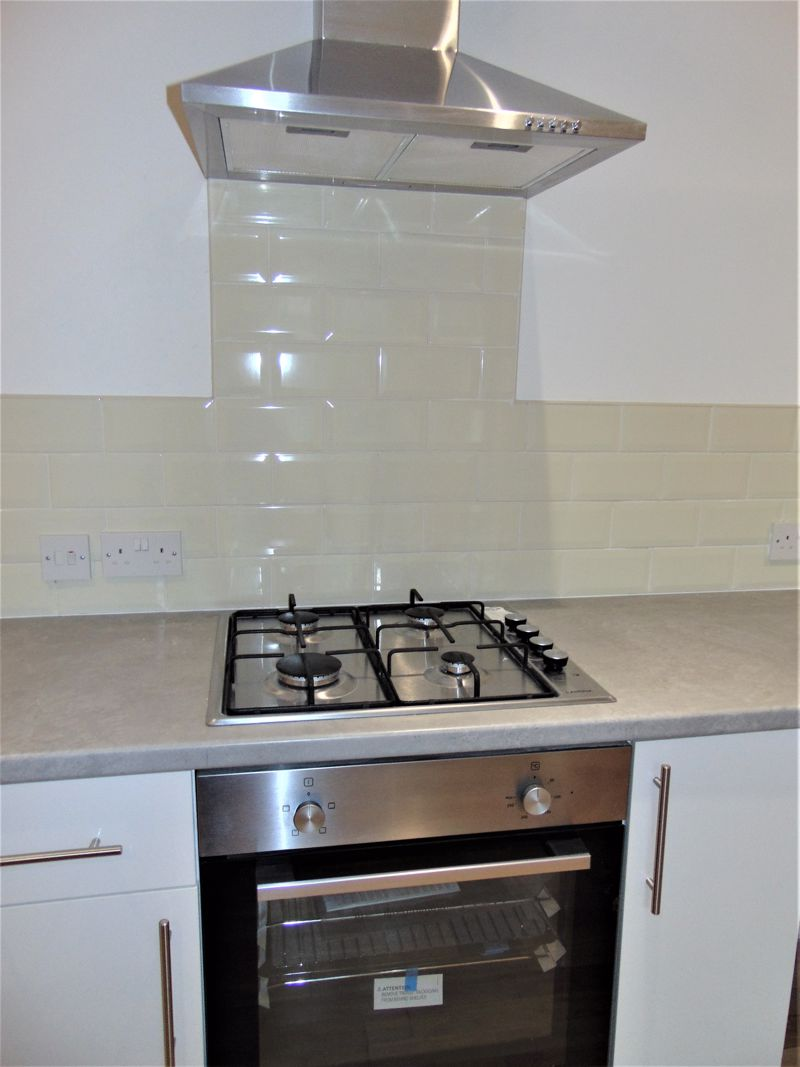 New Oven, Hob & Extractor