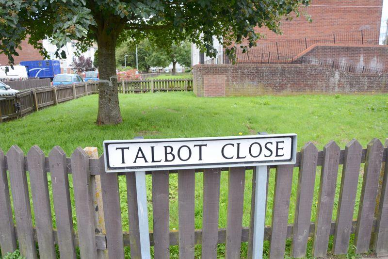 Talbot Close