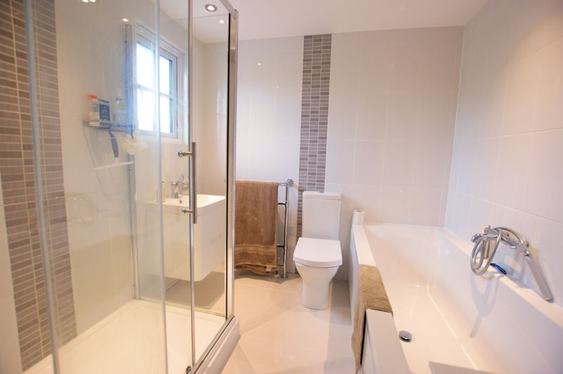 Ensuite Bath and Shower Room