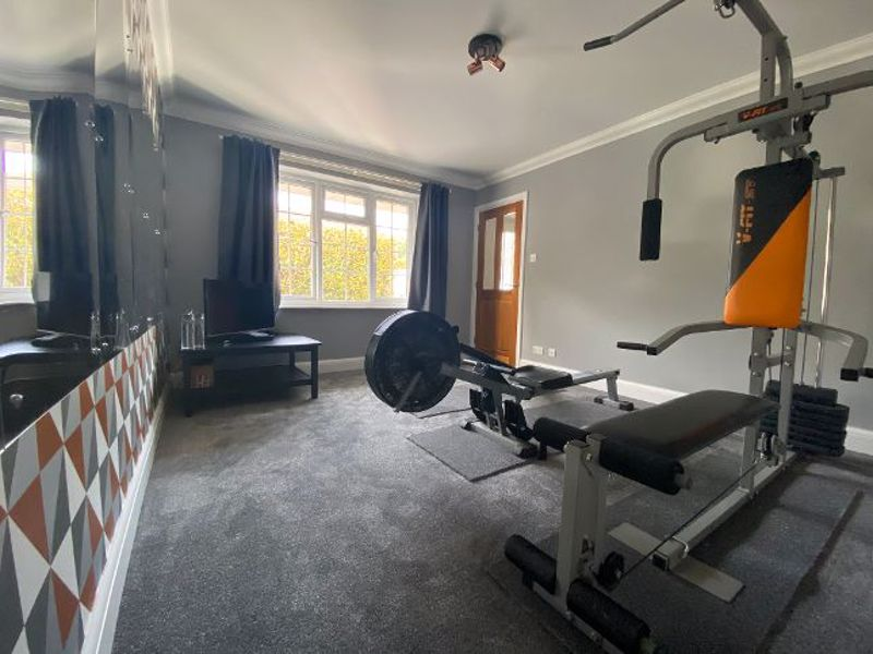 Family Room/Gym