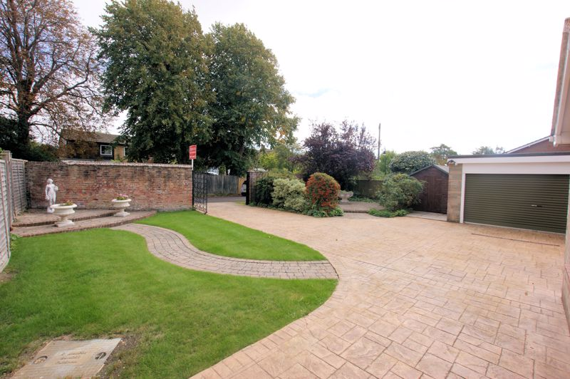 Catisfield Lane