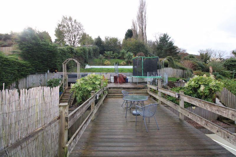 Knowle Gardens Combe Martin