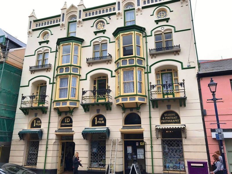 Royal Clarence Apts. Regents Place