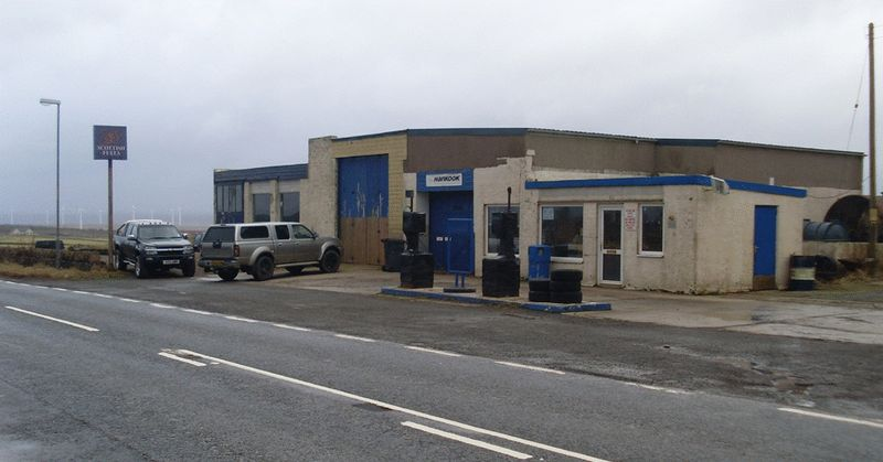Front Of Premises