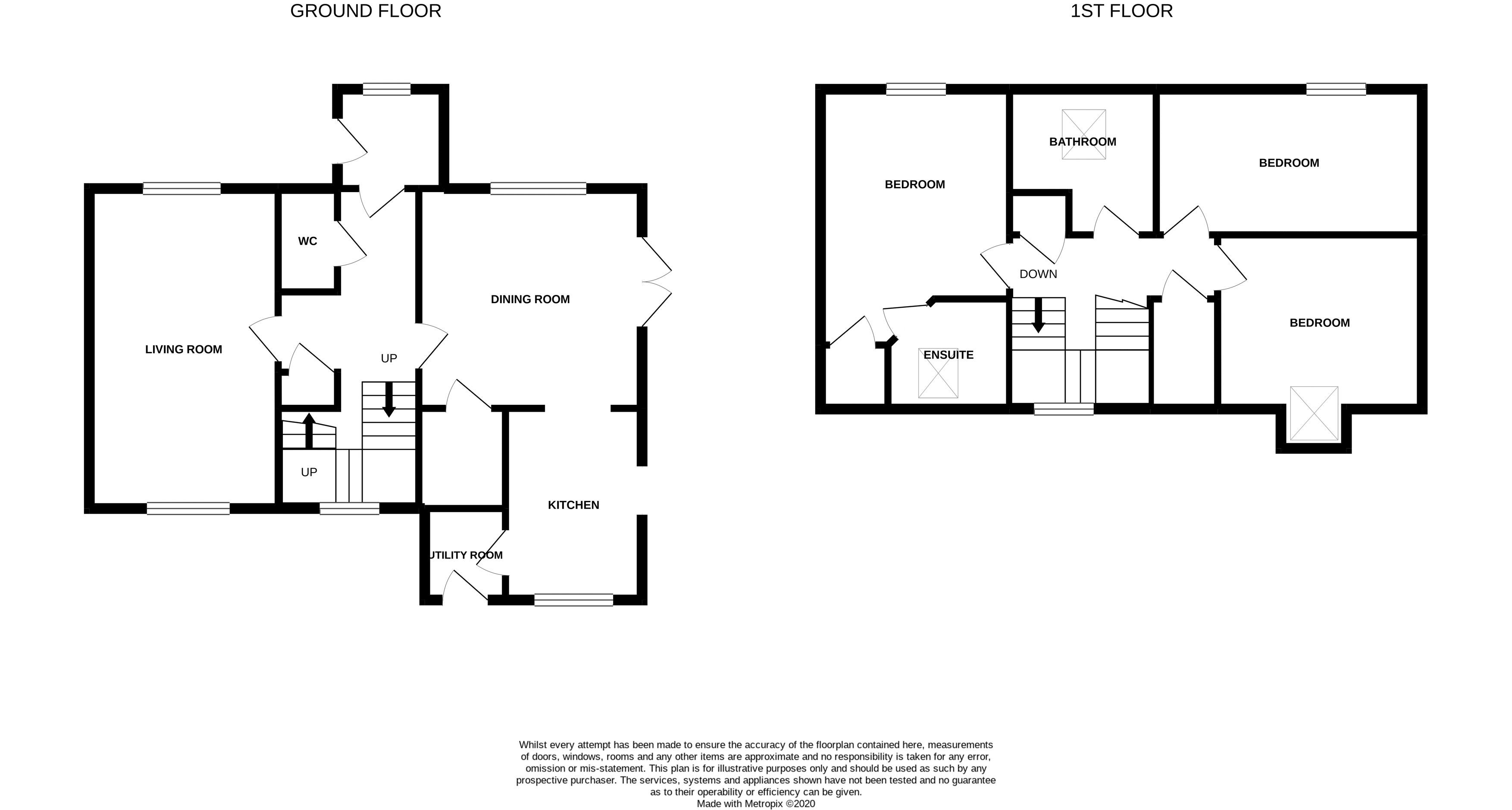 Inner Haven Floor Plan