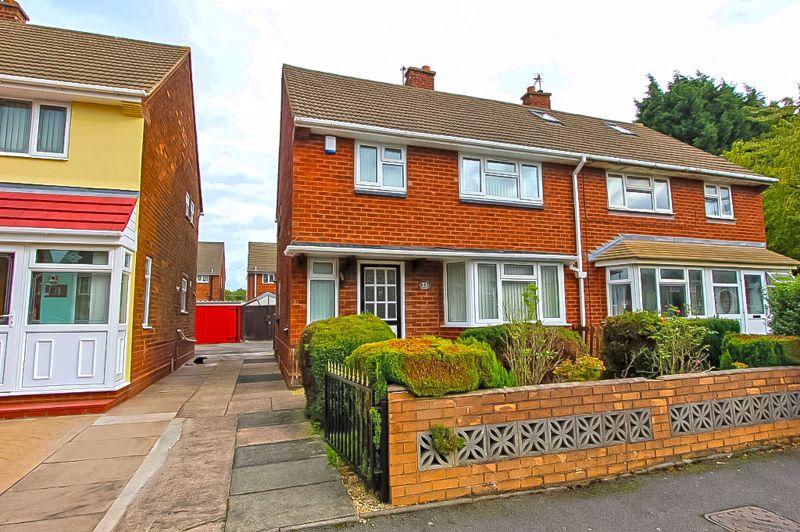 Abingdon Road Bloxwich