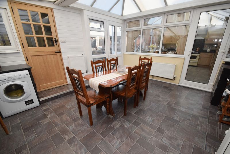 Conservatory / Dining Room / Utility Room