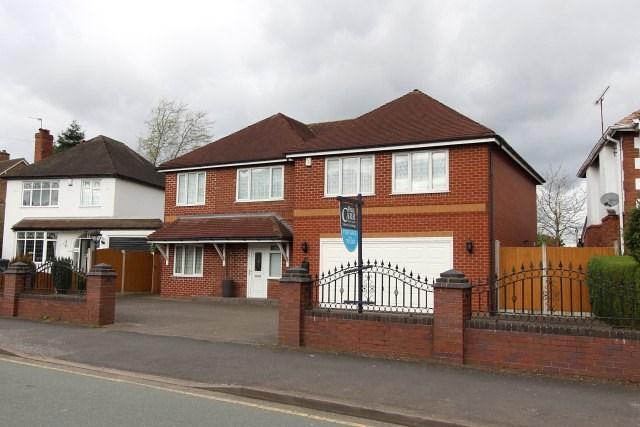 Hilton Lane Great Wyrley