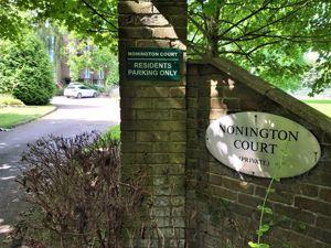 Sandwich Road Nonington