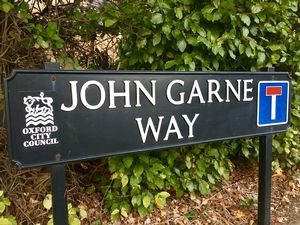 John Garne Way