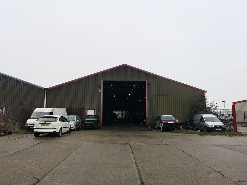 Manston Road Unit 1 & 3