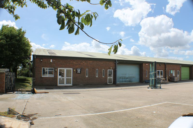 Telegraph Hill Industrial Park Laundry Road, Minster