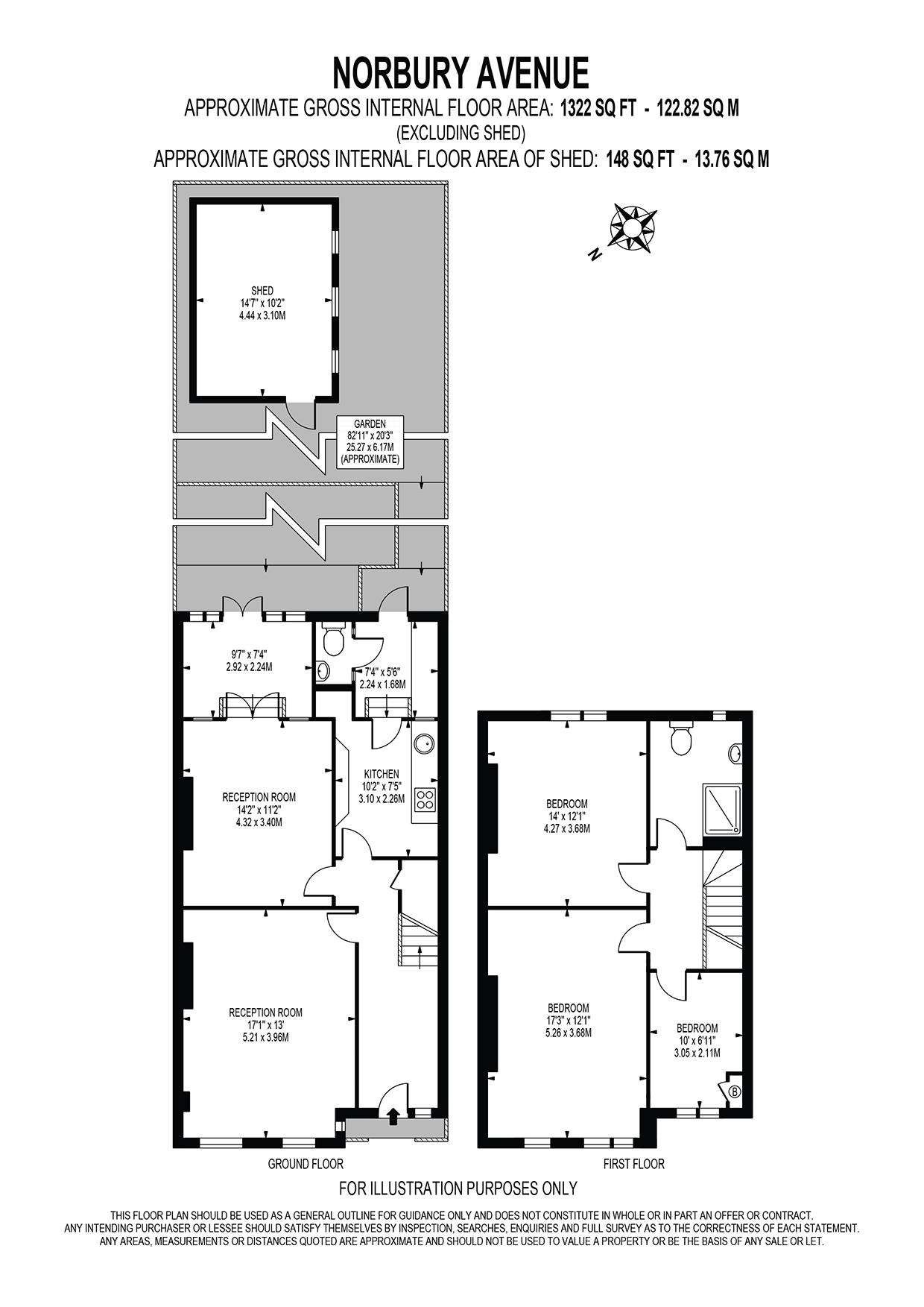 Floorplan- 233 Norbury Avenue
