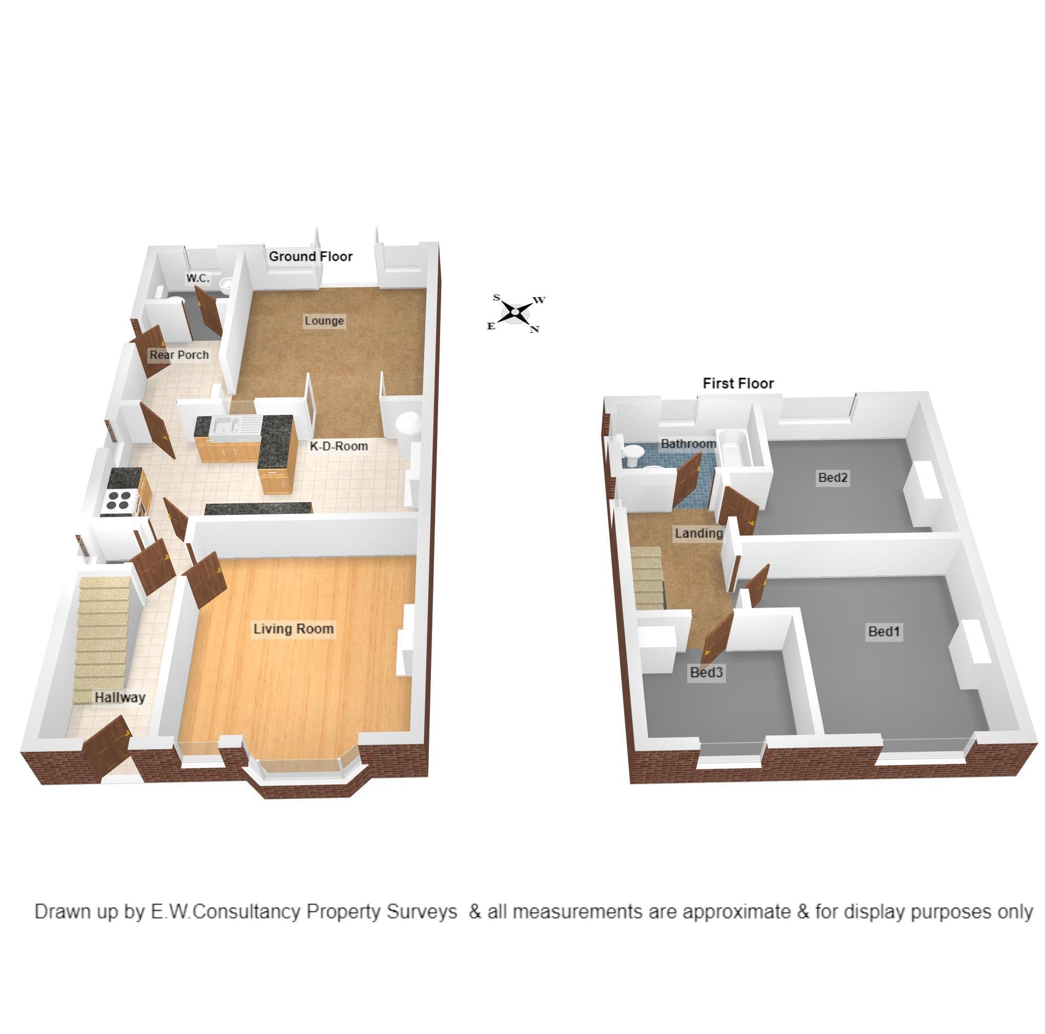 Heol Berry Floorplan
