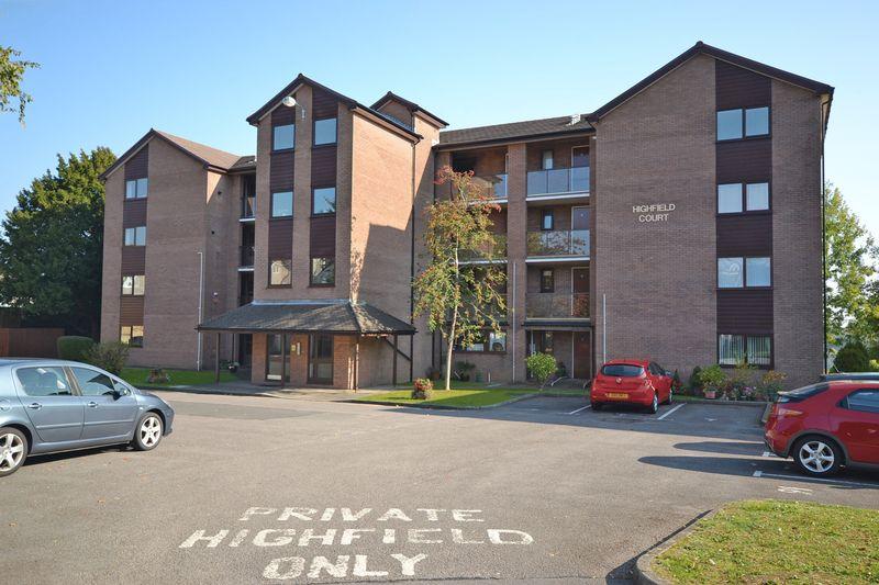 Highfield Court, Foxwood Close Bassaleg