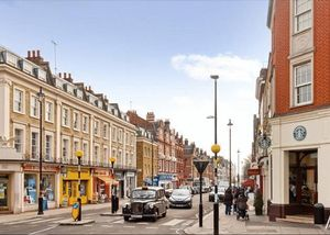 Finchley Road St Johns Wood
