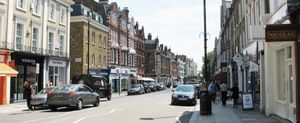Boundary Road St Johns Wood