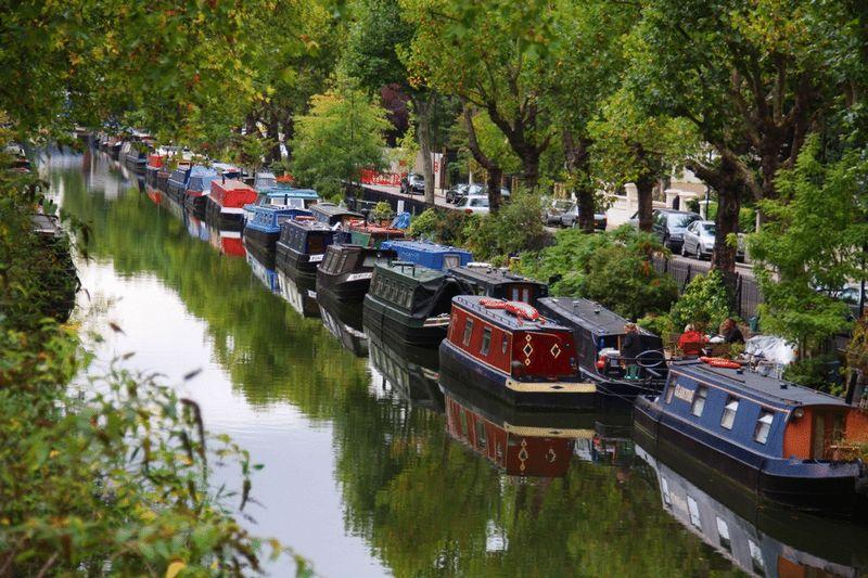 Amberley Road Little Venice