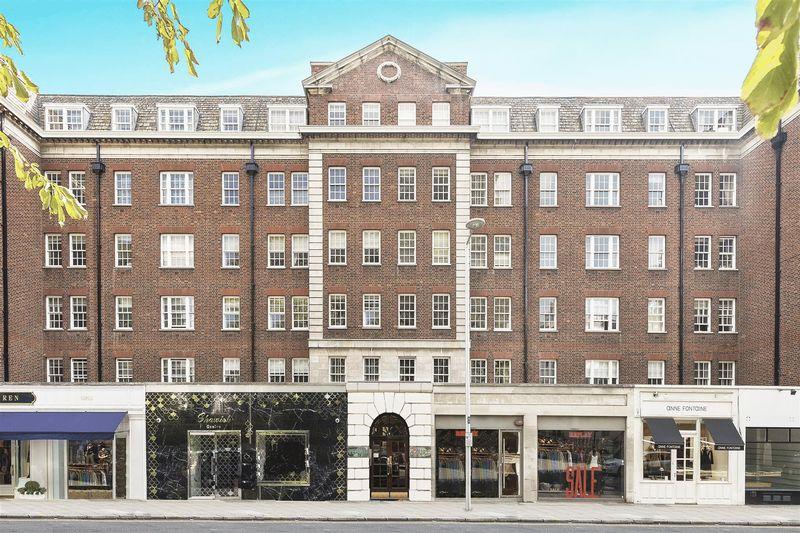 Fulham Road South Kensington