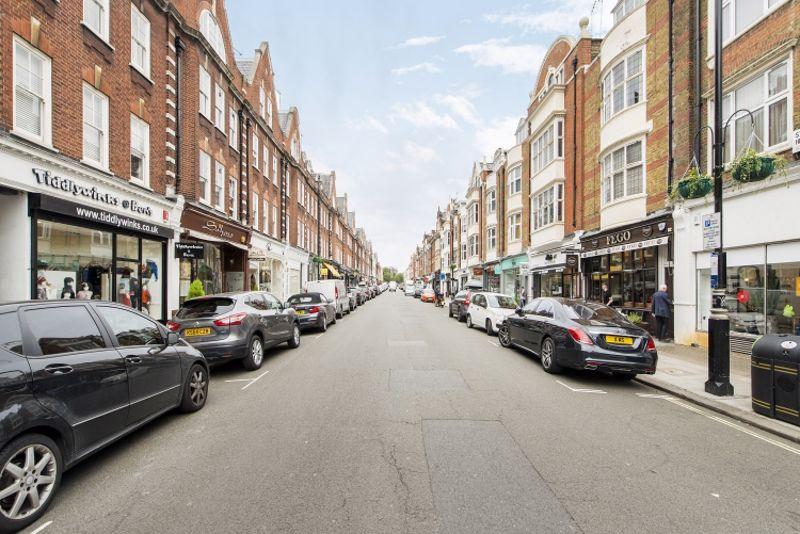 Grove End Road