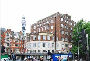 Euston Road Warren Street