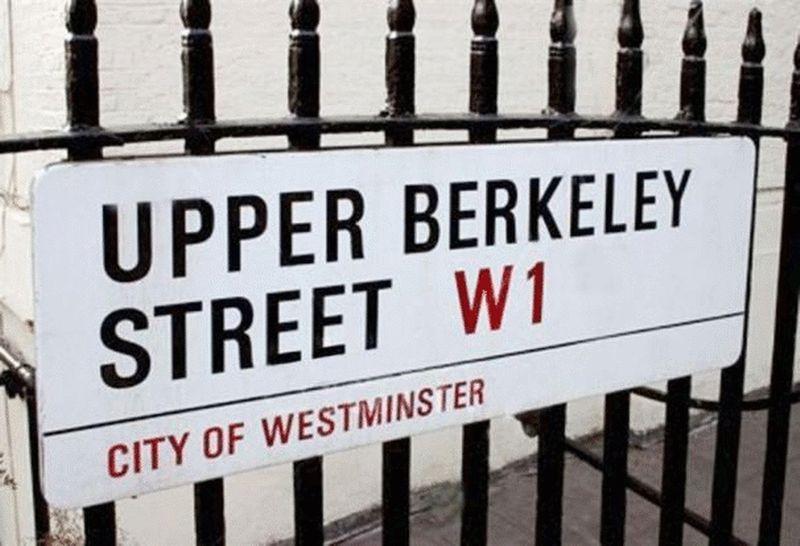 Upper Berkeley Street