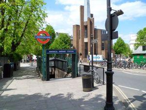 Sutherland Avenue Maida Vale