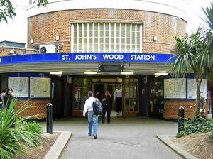Hall Road St Johns Wood