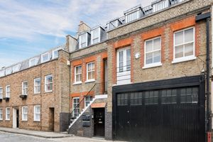 Weymouth Mews Marylebone