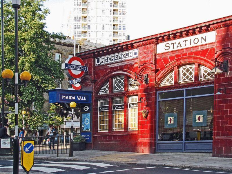 Widley Road Maida Vale