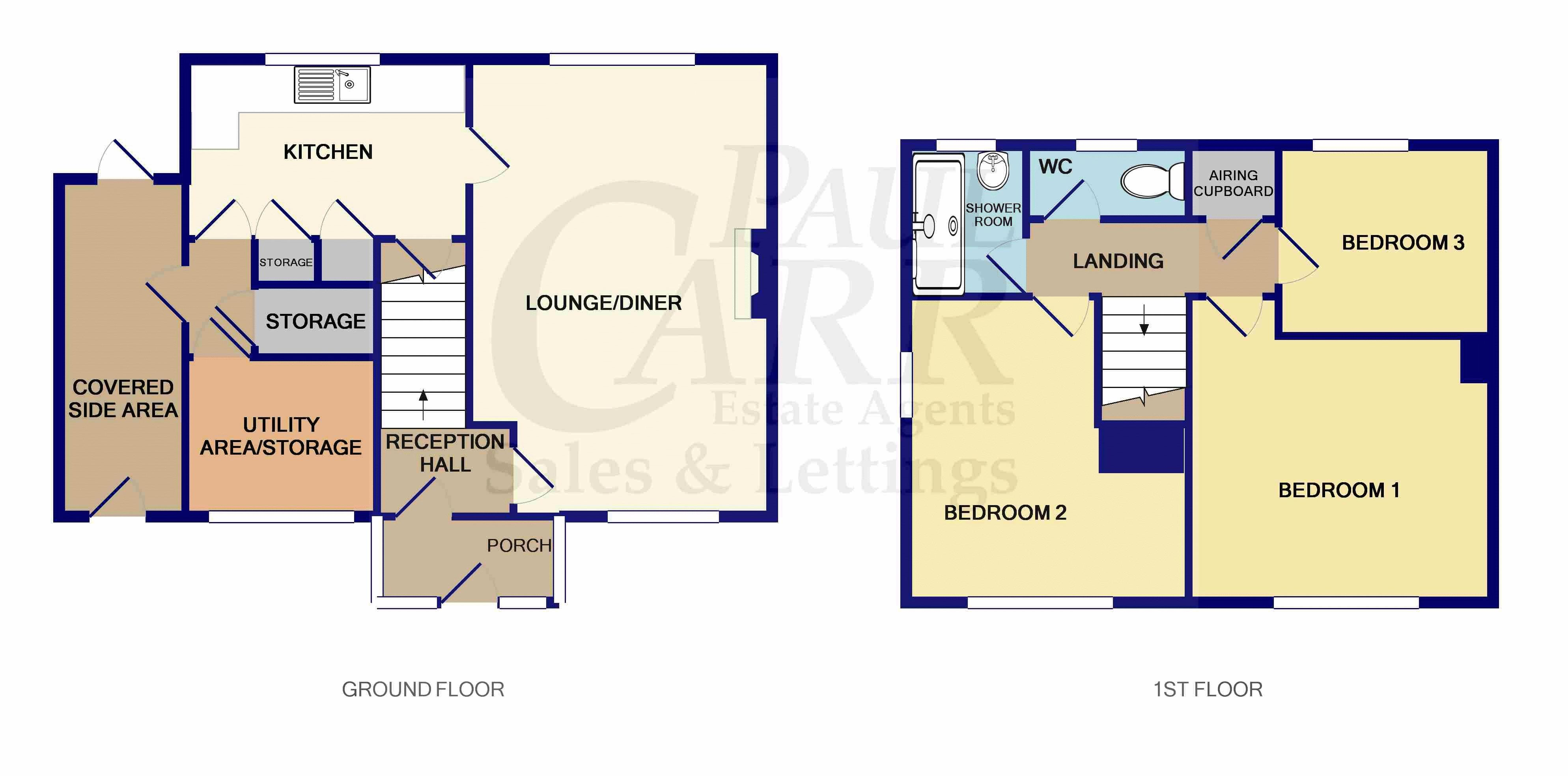 Falcon Lodge Crescent Falcon Lodge